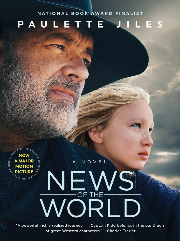 - News of the World, Movie Tie In: A Novel