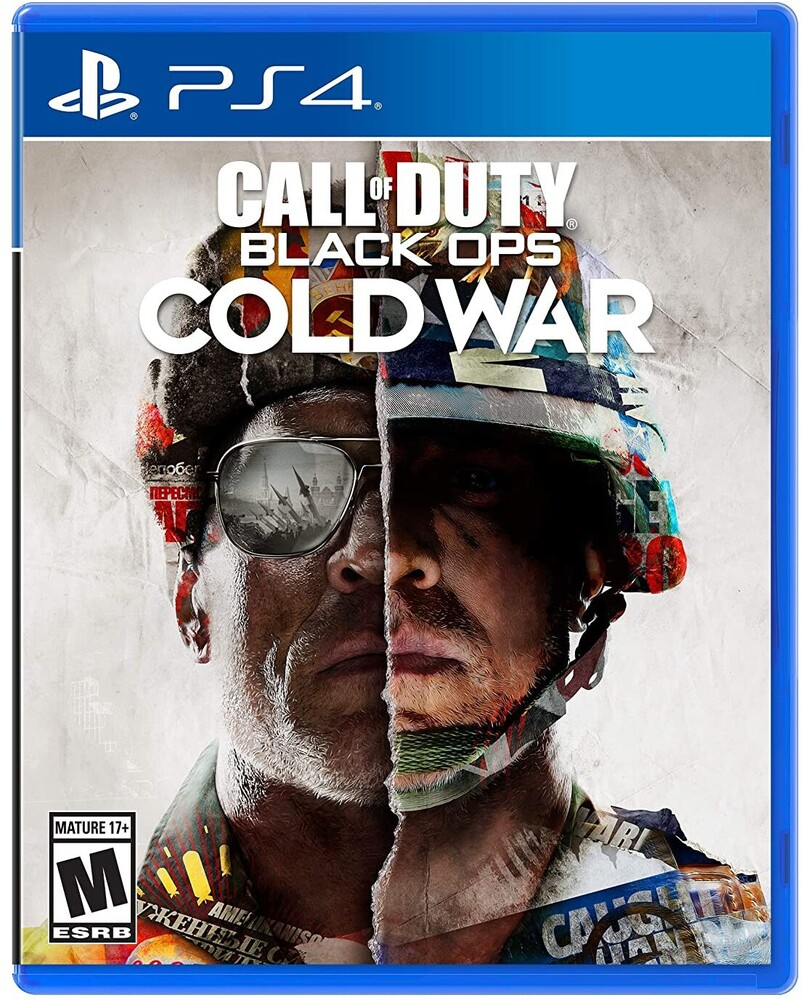 Ps4 Call of Duty: Black Ops Cold War - Call of Duty: Black Ops Cold War for PlayStation 4