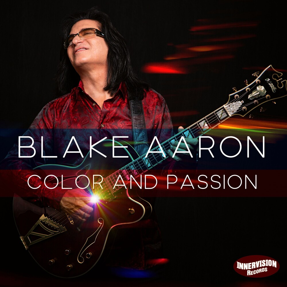 Blake Aaron - Color And Passion [Digipak]