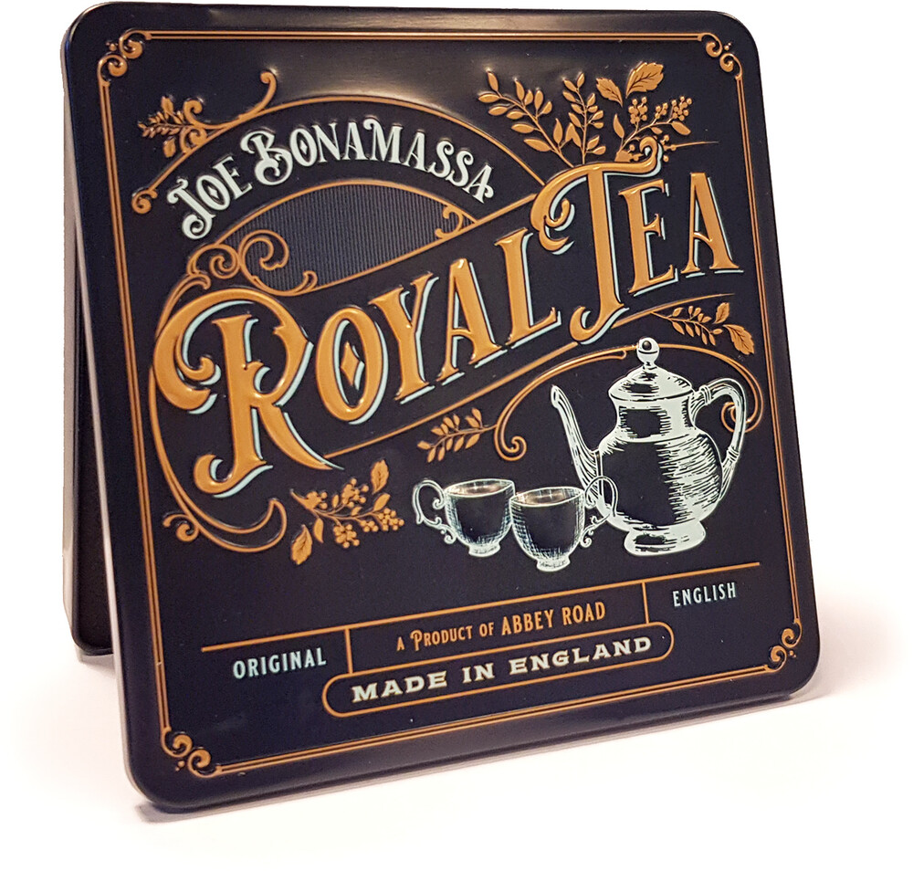 Joe Bonamassa - Royal Tea [Limited Deluxe Edition Tin Case] [Import]