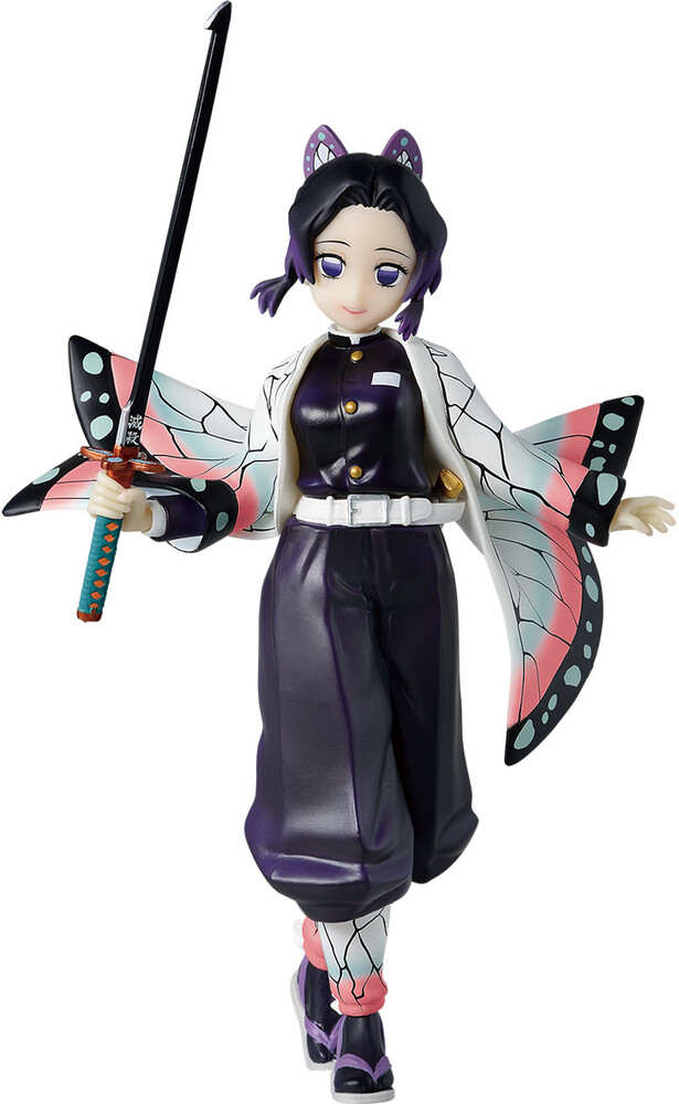 Tamashi Nations - Tamashi Nations - Demon Slayer - Shinobu Kocho(The Third), BandaiIchibansho Figure