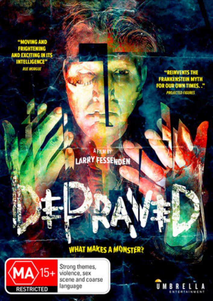 Depraved - Depraved / (Aus Ntr0)