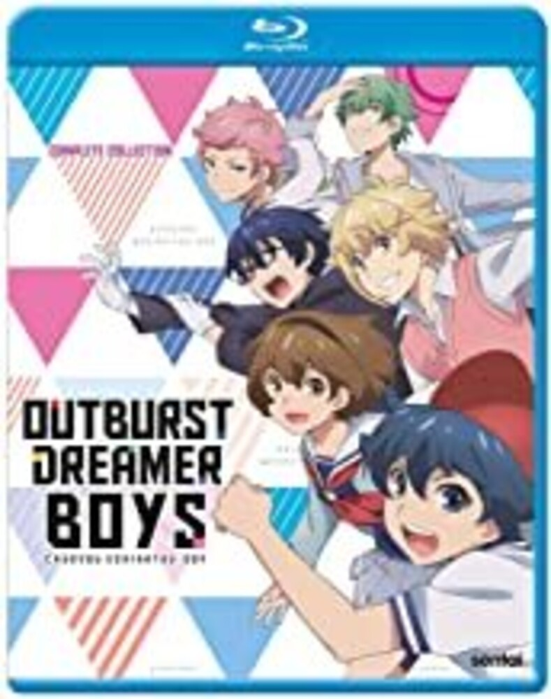 - Outburst Dreamer Boys (2pc) / (Anam Sub)