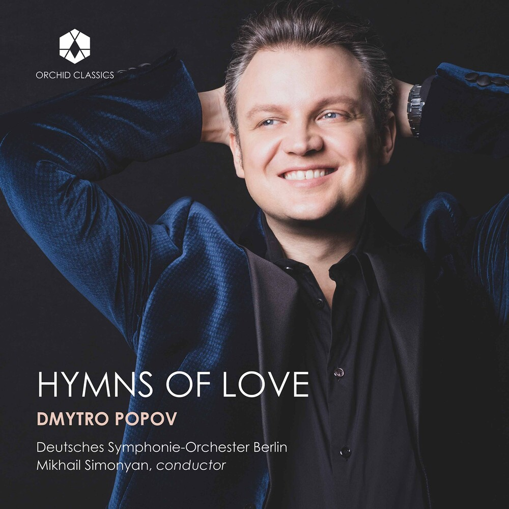 Dmytro Popov - Hymns of Love