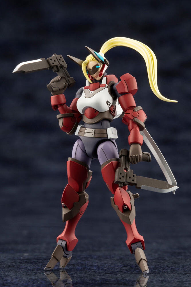 Hexa Gear Governor Light Armor Type: Rose Ver 1.5 - Kotobukiya - Hexa Gear - Governor Light Armor Type: Rose Version 1.5