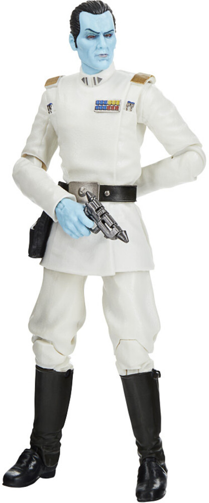 - Hasbro Collectibles - Star Wars Black Series Archive Washington