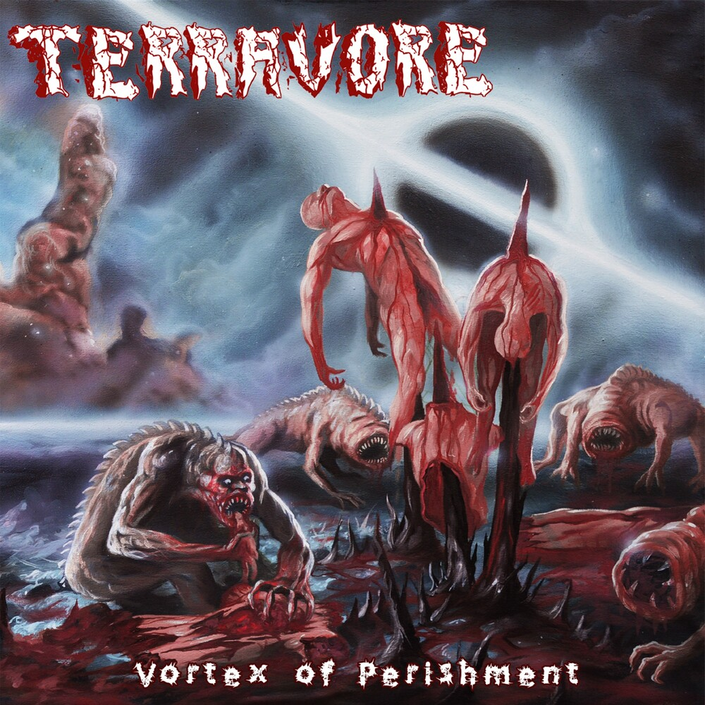Terravore - Vortex Of Perishment
