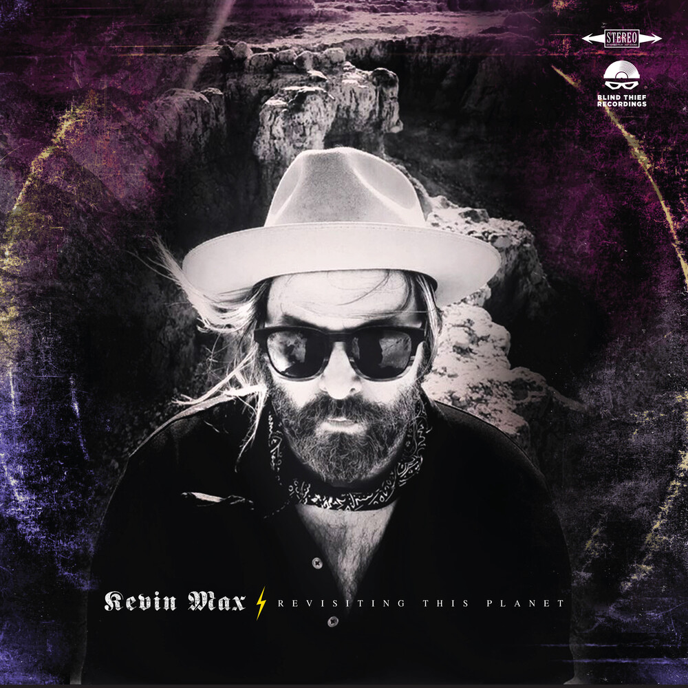 Kevin Max - Revisiting This Planet (Bonus Tracks)
