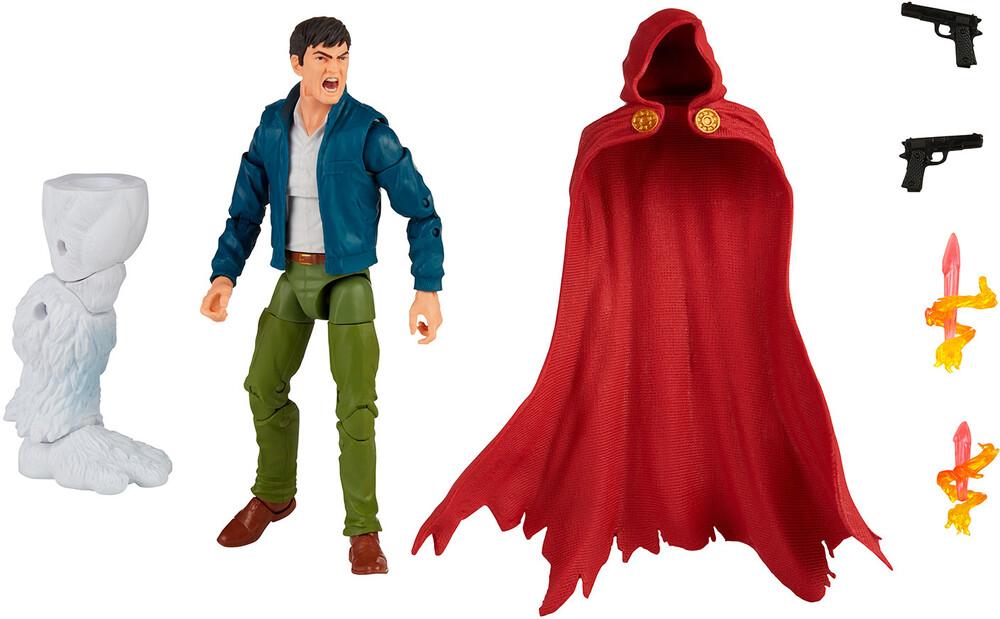 Mvl Legends Cloak - Hasbro Collectibles - Marvel Legends Cloak