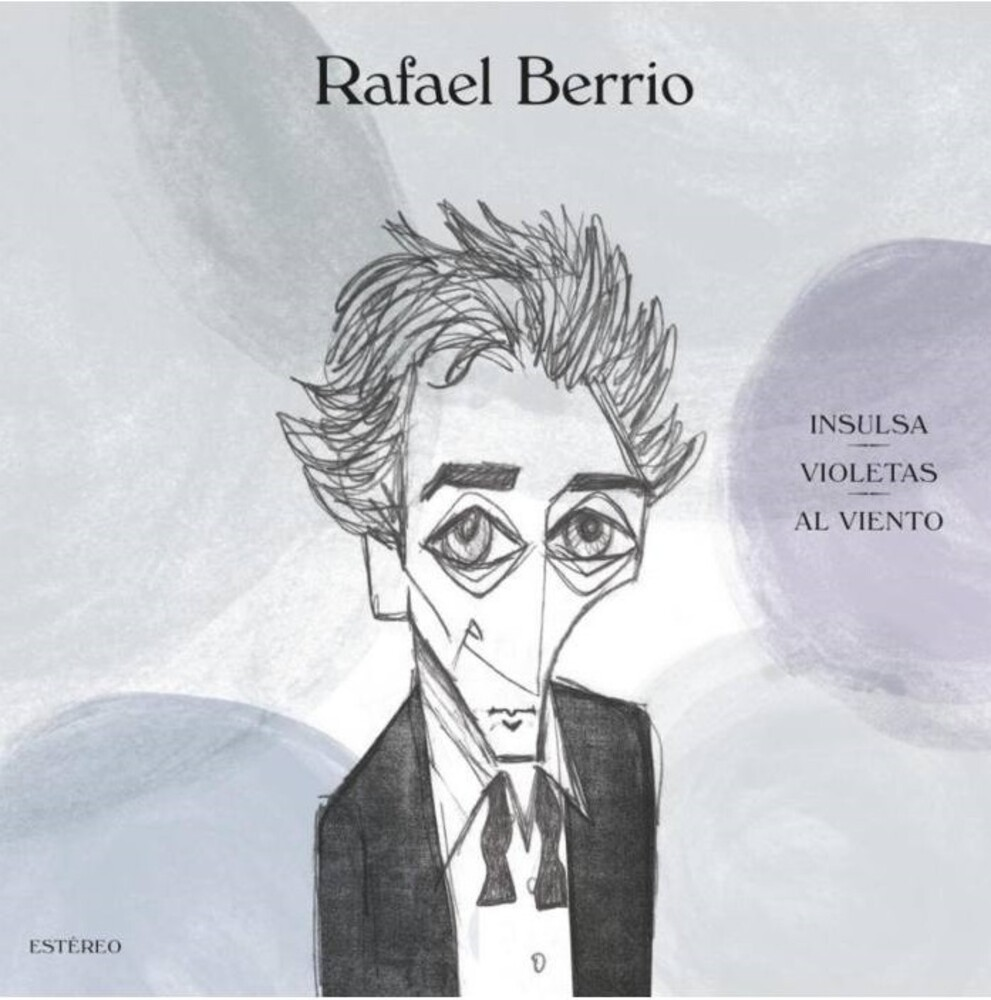 Rafa Berrio - Ep (W/Cd) (10in) (Spa)