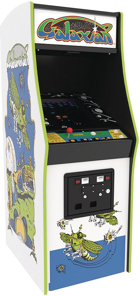 - Numskull - Quarter Arcade Galaxian Arcade Machine (Net)