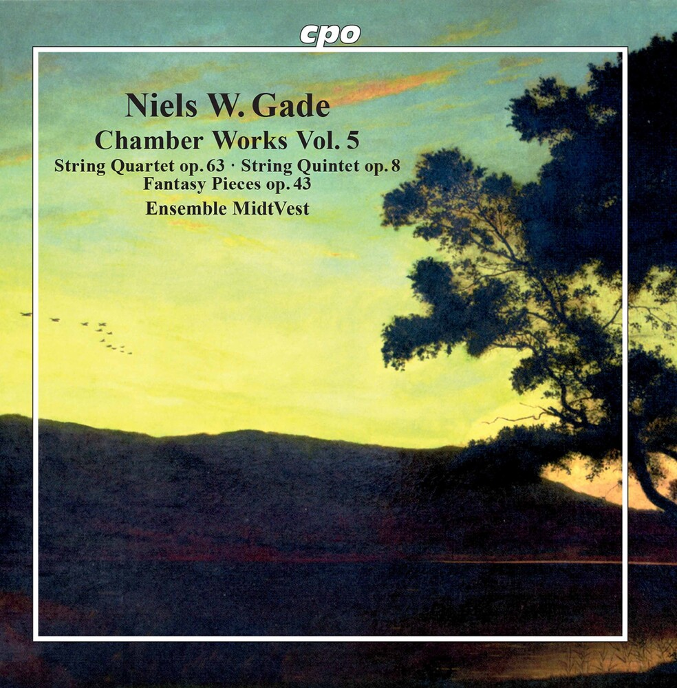 Ensemble MidtVest - Chamber Works 5