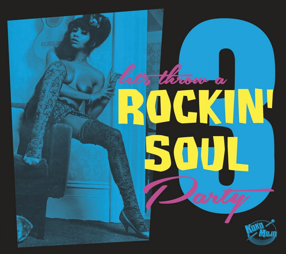 Rockin Soul Party 3 / Various - Rockin Soul Party 3 / Various