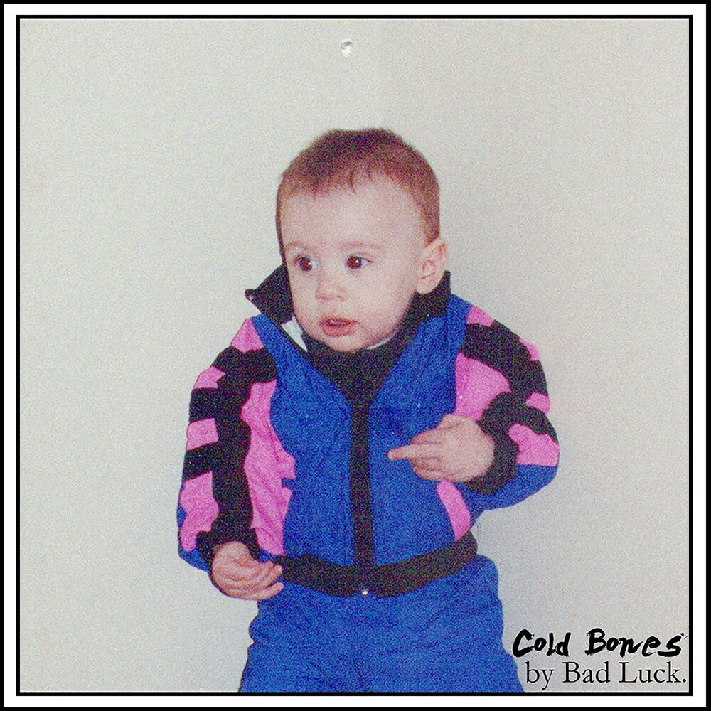 Bad Luck. - Cold Bones [Limited Edition Crayola Melt Variant LP]