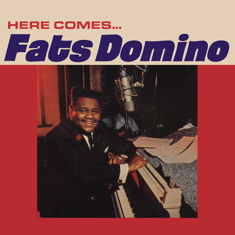Fats Domino - Here Comes Fats Domino (Mod)