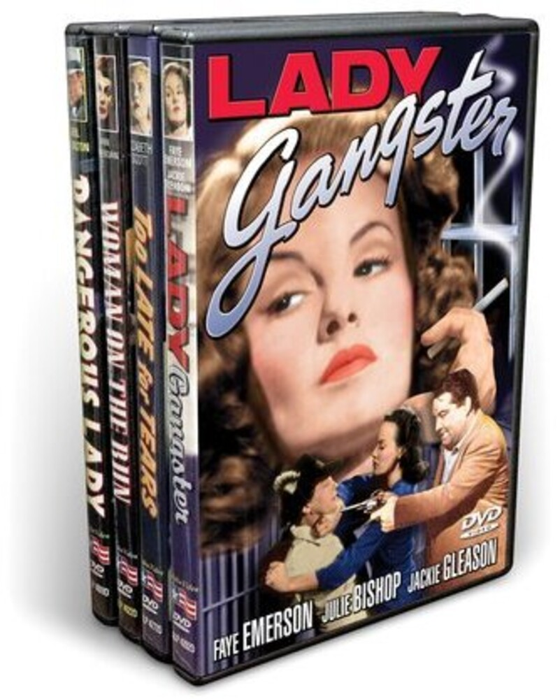 Tough Broads & Dangerous Dames Collection - Tough Broads & Dangerous Dames Collection