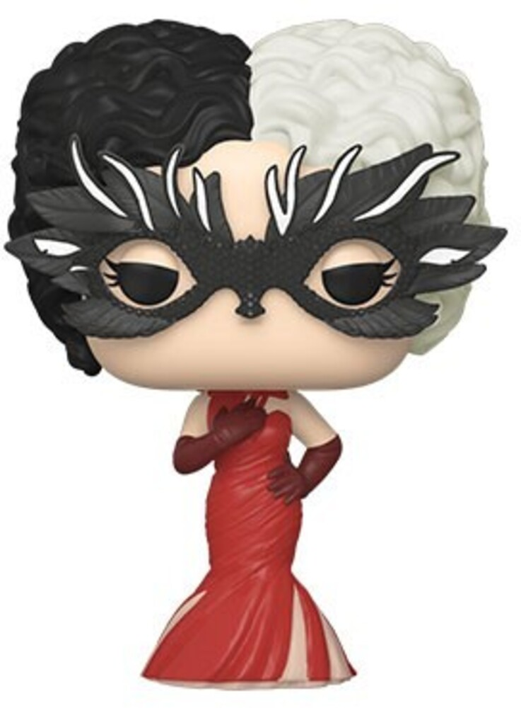 - FUNKO POP!: Cruella- Cruella (Reveal)