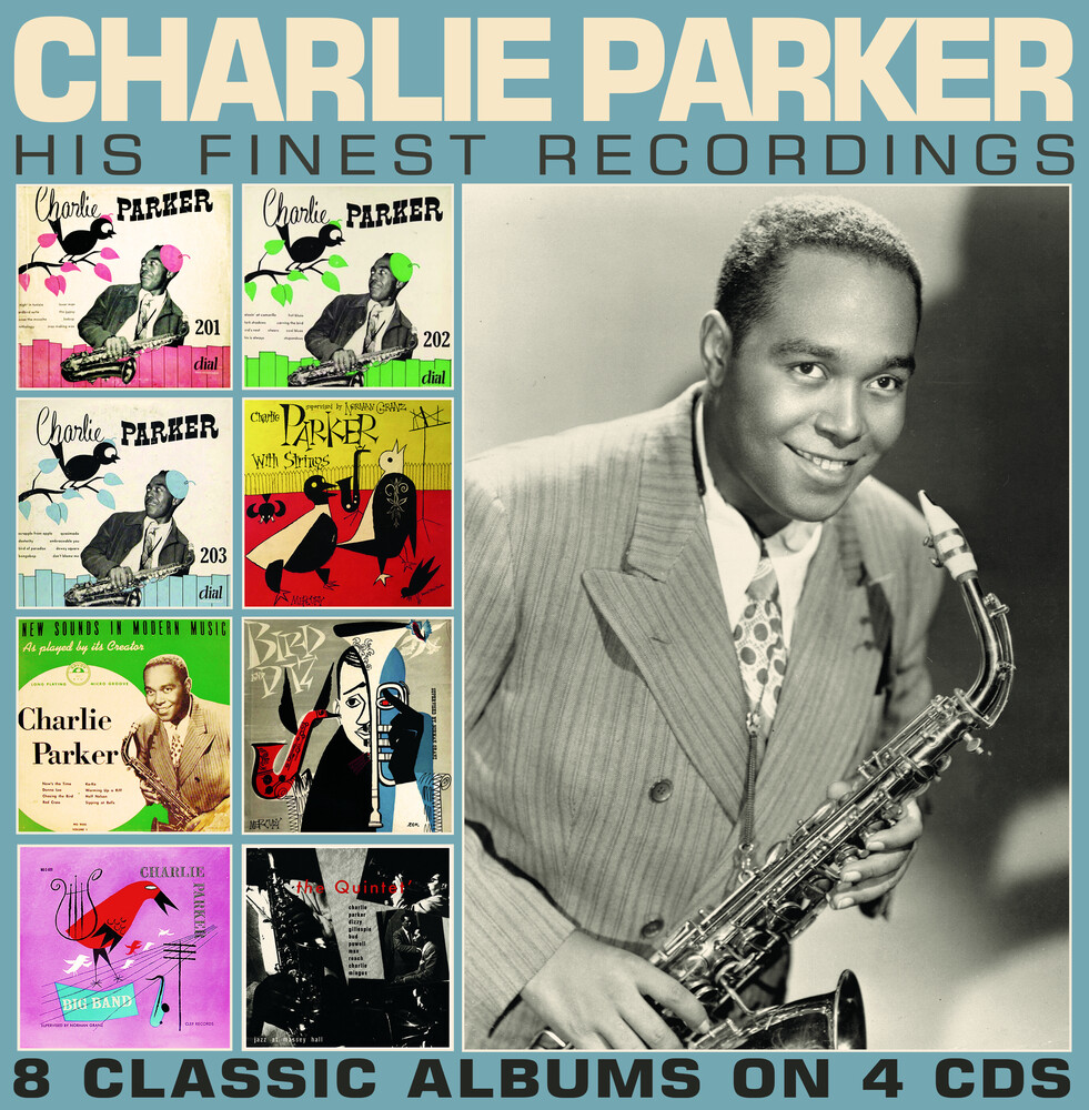 Charlie Parker - His Finest Recordings