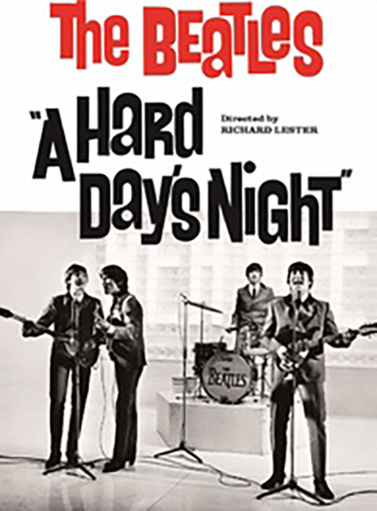 - A Hard Day's Night (With Photo Book)