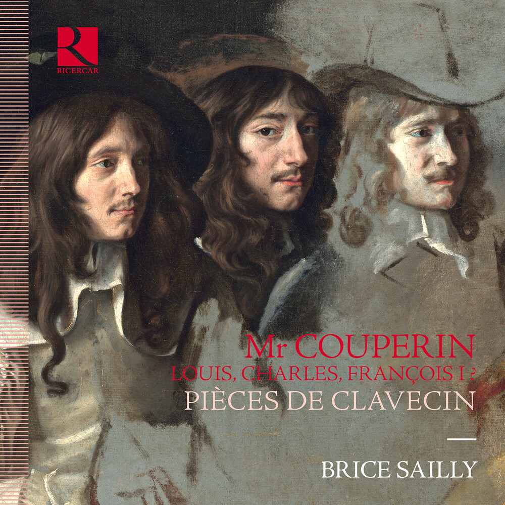 Couperin / Sailly - Pieces De Clavecin