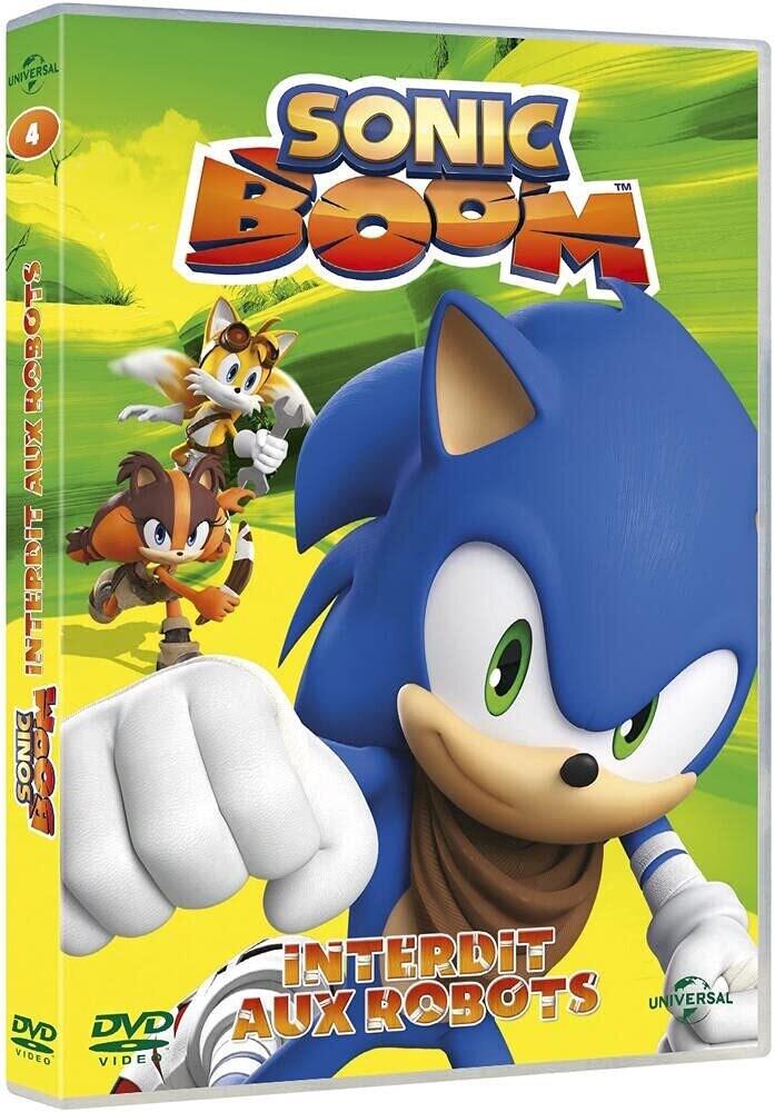 Sonic Boom: Saison 1 Volume 4 - Sonic Boom: Saison 1 Volume 4