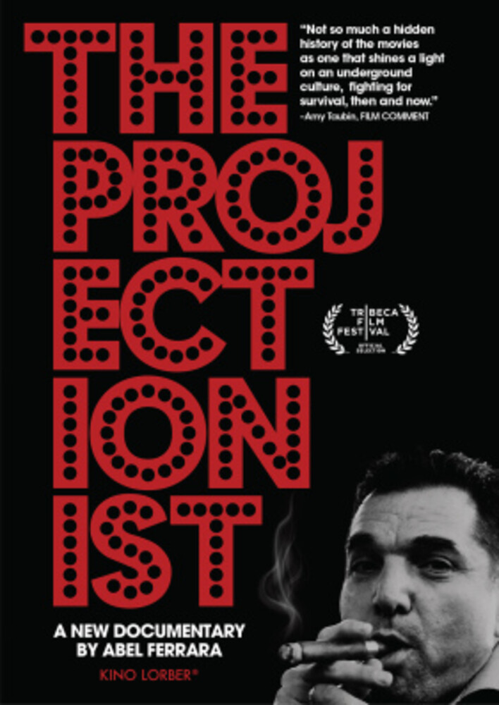 Projectionist (2019) - The Projectionist