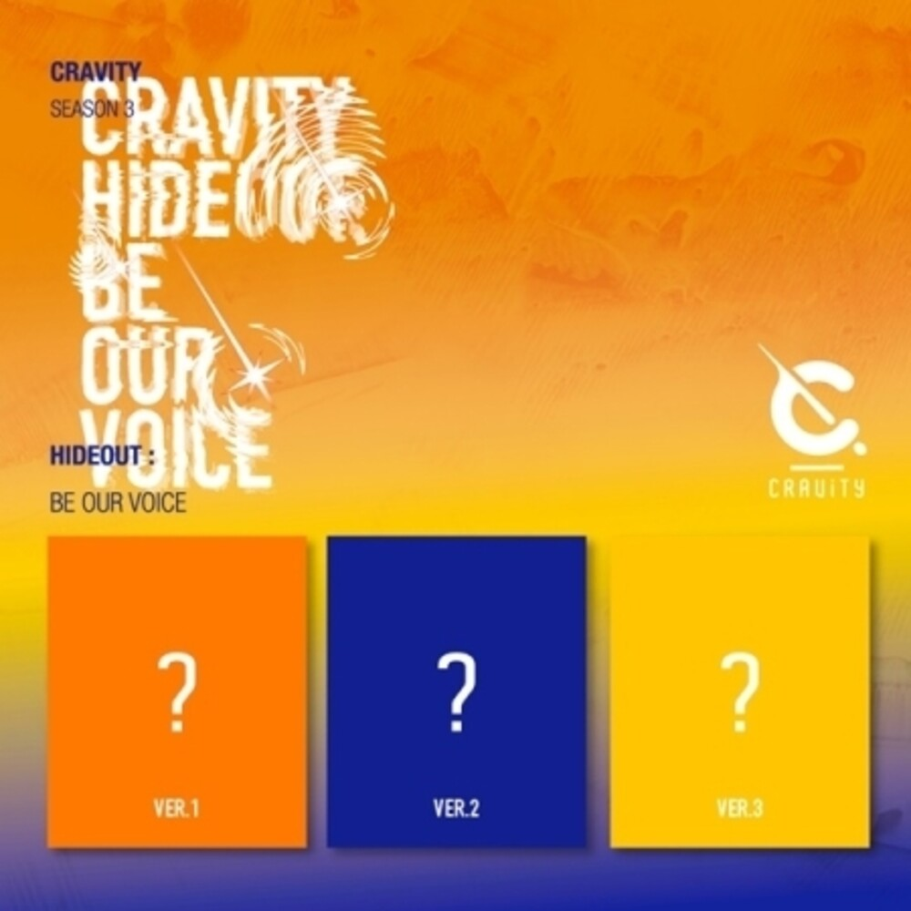 Cravity - Cravity Season3. : Hideout: Be Our Voice (Random)