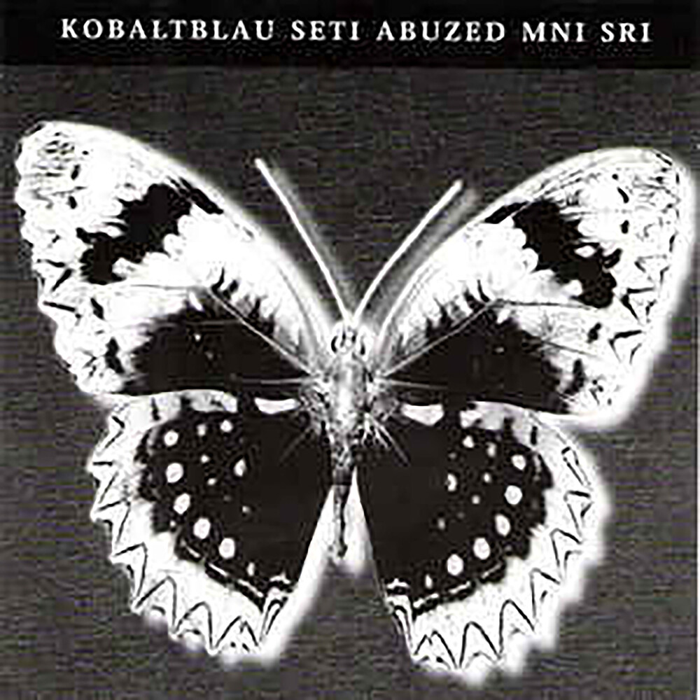 Ddr Presents Kobaltblau - Seti Abuzed Mni Sri