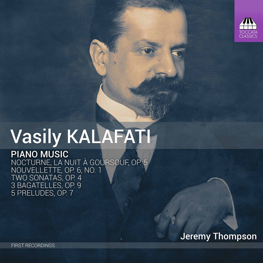 Kalafati / Thompson - Piano Music