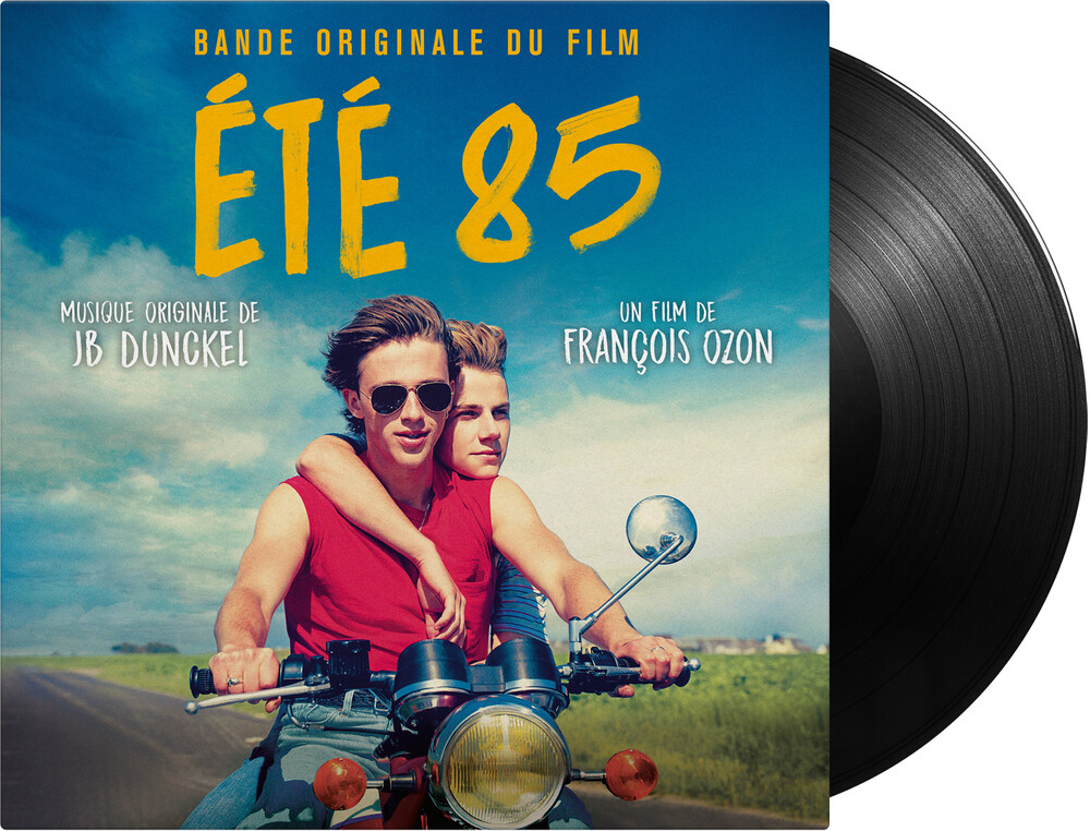 Jb Dunckel  (Blk) (Ogv) - Été 85 (Summer of 85) (Original Motion Picture Soundtrack)