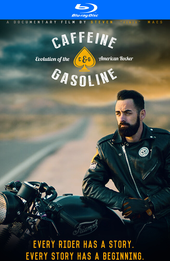 Caffeine & Gasoline: Evolution of American Rocker - Caffeine & Gasoline: Evolution of the American Rocker