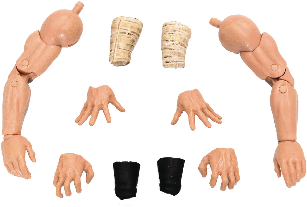 Fwoosh - FWOOSH - Articulated Icons Arms HanDS Wraps Pack (Net)