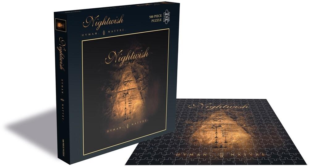 Nightwish Human Nature (500 Piece Jigsaw Puzzle) - Nightwish Human Nature (500 Piece Jigsaw Puzzle)