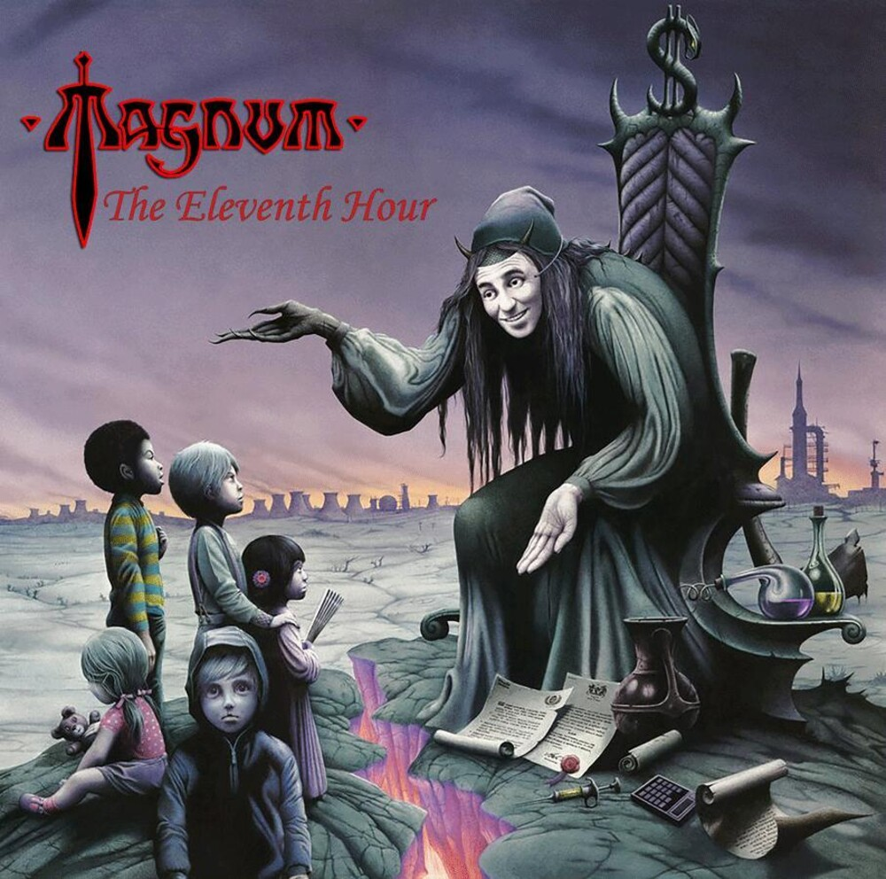 Magnum - The Eleventh Hour (Gate) [180 Gram]