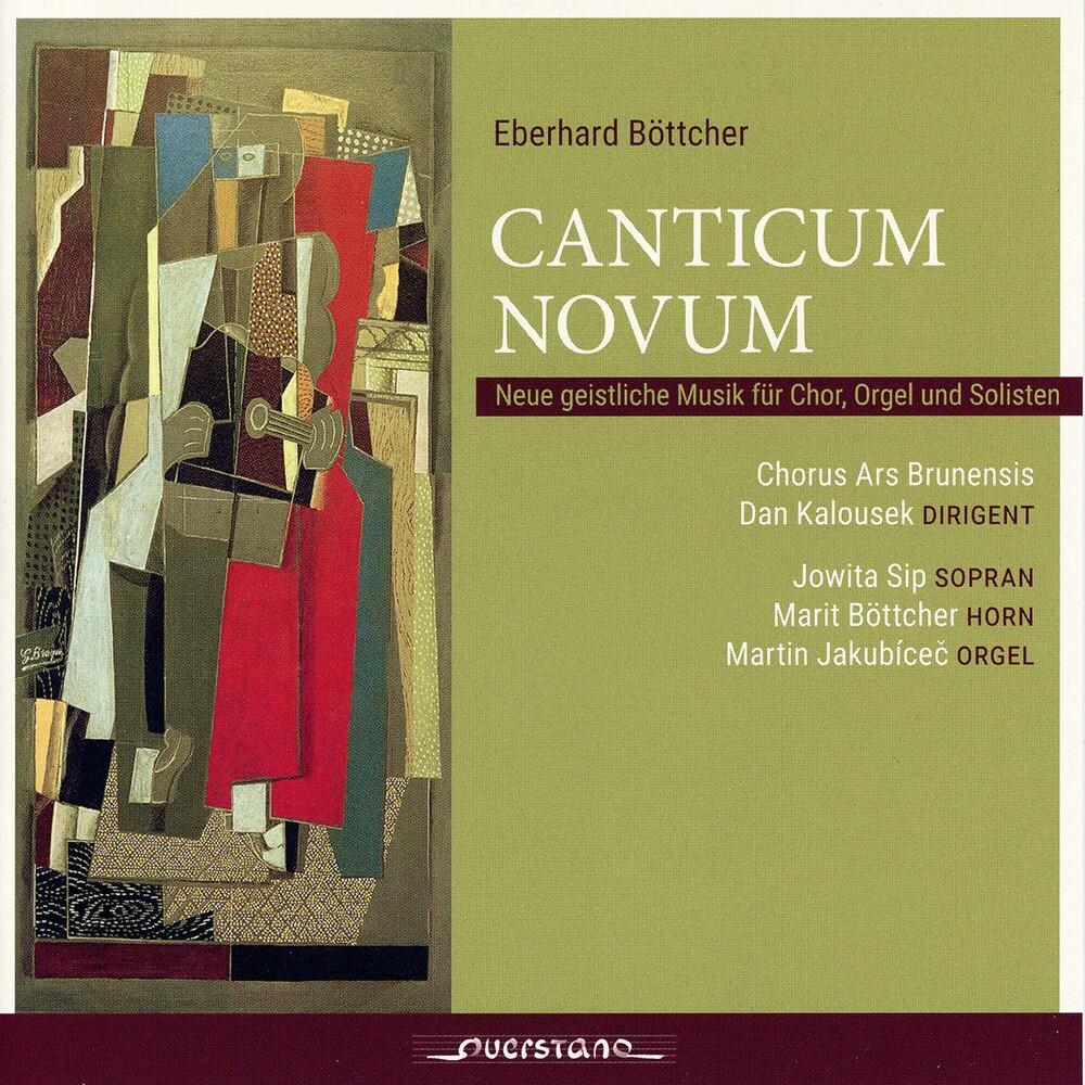 Boettcher / Chorus Ars Brunensis / Kalousek - Canticum Novum