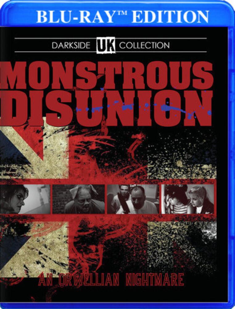 Monstrous Disunion - Monstrous Disunion / (Mod)