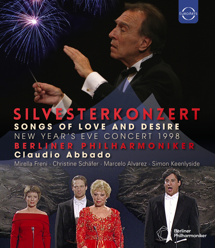 Berliner Philharmoniker / Abbado, Claudio - New Year's Eve Concert 1998 - Songs Of Love And
