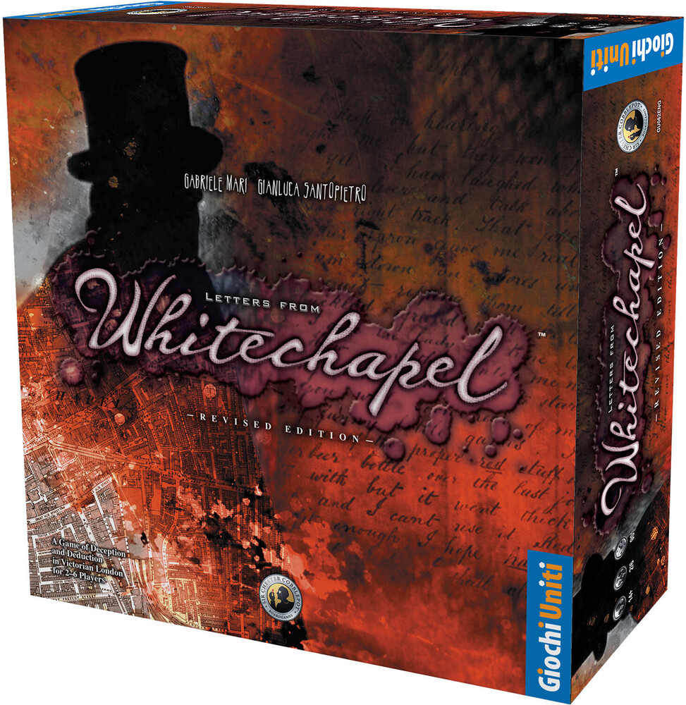 - Letters From Whitechapel Revised Edition