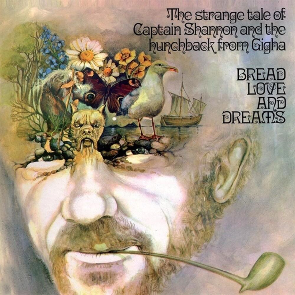 Bread Love & Dreams - Strange Tale Of Captain Shannon & Hunchback from Gigha