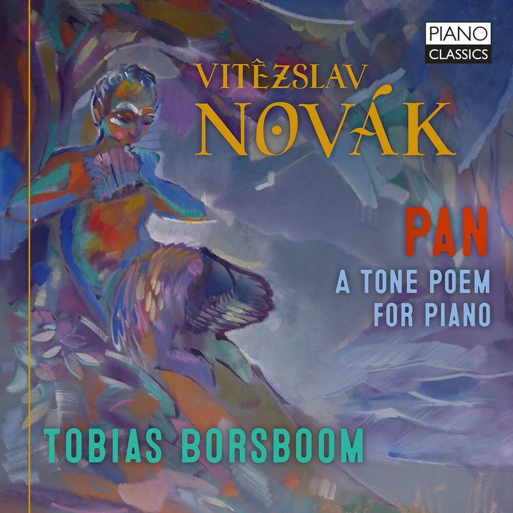 Novak / Borsboom - Pan
