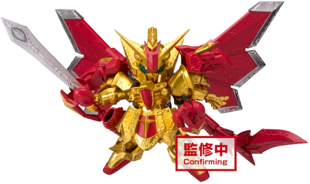 - Sd Gundam Superior Dragon Knight Of Light Figure