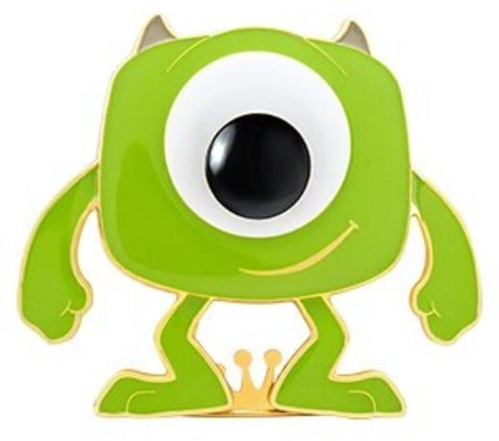 Funko Pop! Pins: - FUNKO POP! PINS: Monsters Inc. - Mike Wazowski