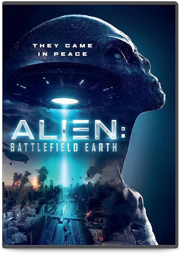 Alien: Battlefield Earth DVD - Alien: Battlefield Earth Dvd