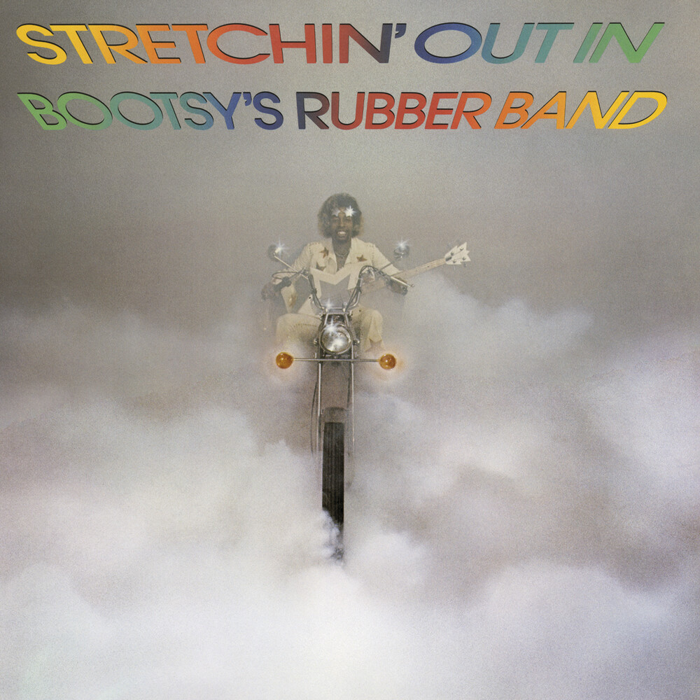 Bootsy's Rubber Band - Stretchin Out In (Hol)