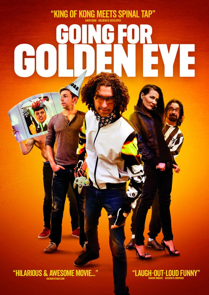 - Going For Golden Eye