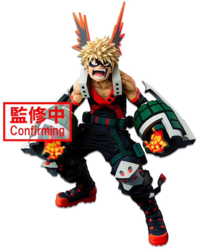 - My Hero Wfc Super Master Starkatsuki Bakugo Dimen