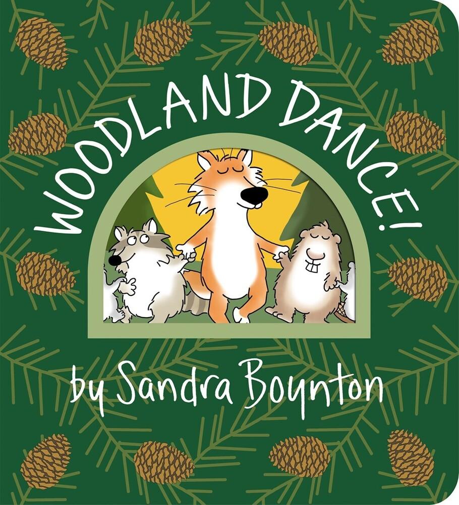 Sandra Boynton - Woodland Dance (Bobo) (Ill)