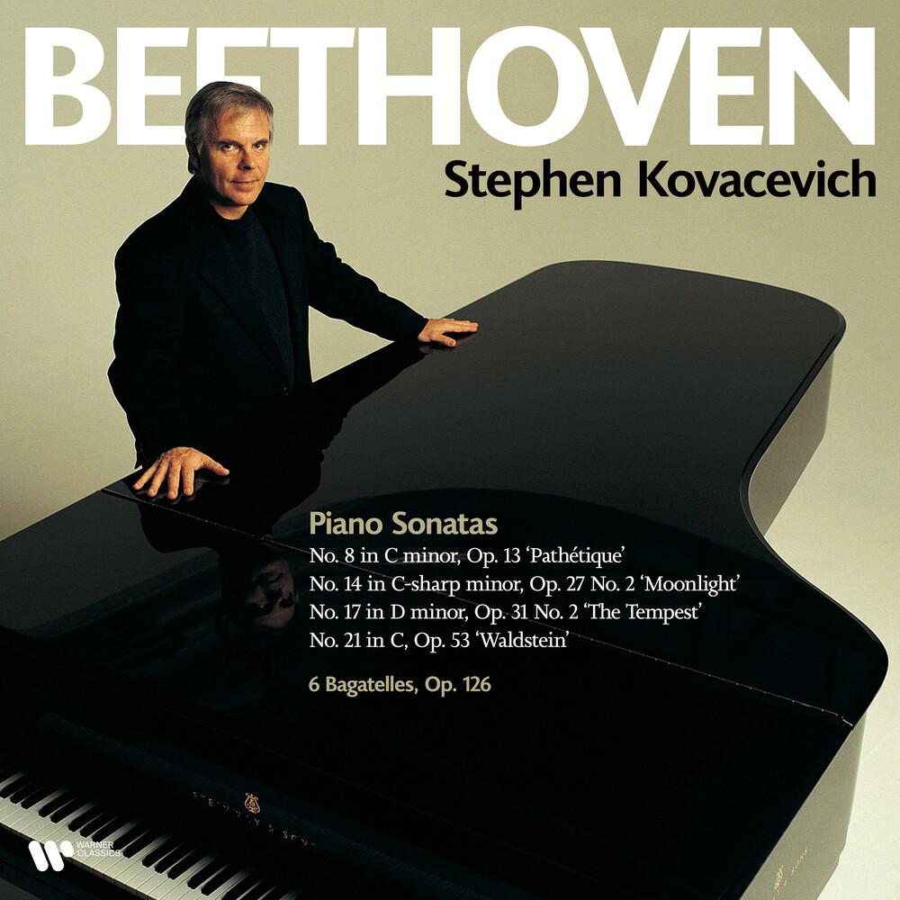 - Beethoven: Pno Sons Nos. 8 14 17 & 21 Bagatelles