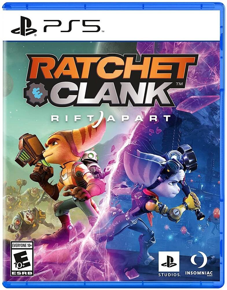 Ps5 Ratchet & Clank: Rift Apart - Ps5 Ratchet & Clank: Rift Apart
