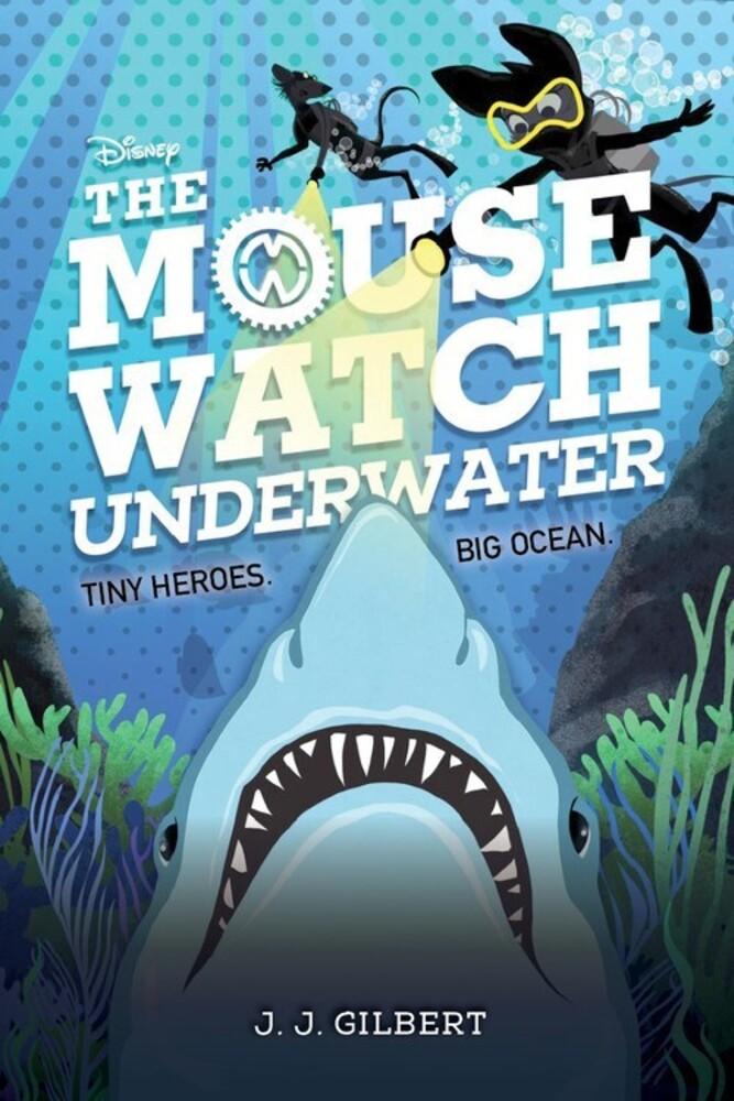 J Gilbert  J - Mouse Watch Underwater (Hcvr) (Ser)